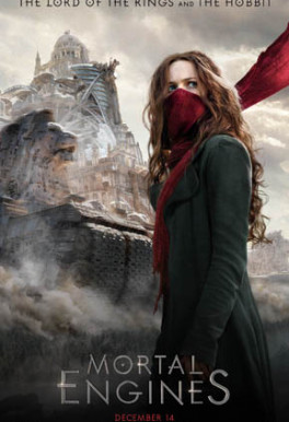 2018 Mortal Engines